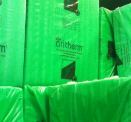 Insulation aritherm in panel