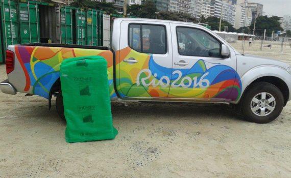 aritherm μονωτικό στους Ολυμπιακούς 2016